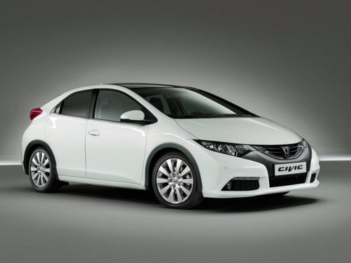 HONDA CIVIC 5D hatch 2012-2015