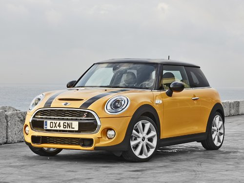 MINI COOPER HATCH F56 2013  - НАСТ.ВРЕМЯ
