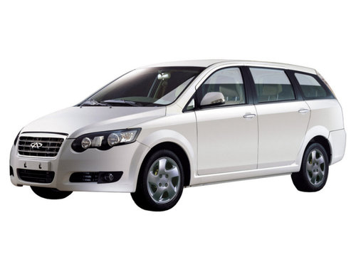 CHERY (CROSS EASTAR) CROSSOVER 2006-2013