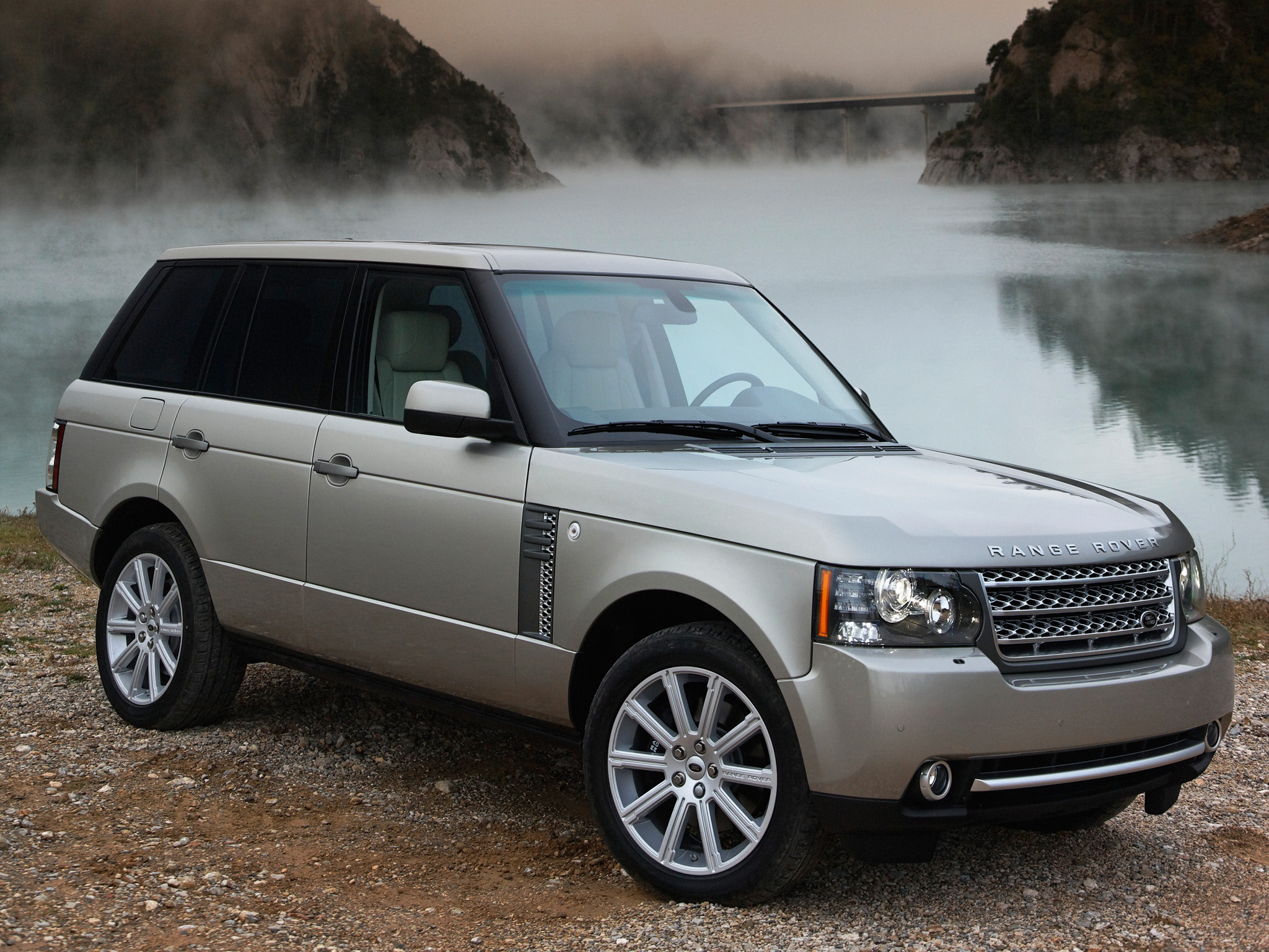RANGE ROVER VOGUE 2002-2012