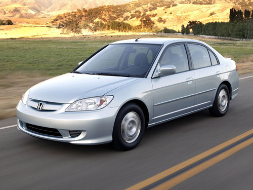 HONDA CIVIC 4D sedan 2001-2006