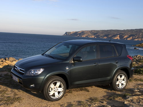 TOYOTA RAV4 5D Long 2005-2012