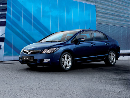 HONDA CIVIC 4D sedan 2006-2012