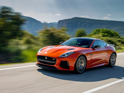 JAGUAR F-TYPE 2014 - НАСТ.ВРЕМЯ