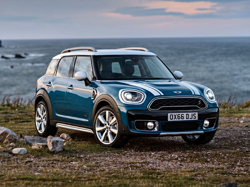 MINI COUNTRYMAN F60 2016 - НАСТ.ВРЕМЯ