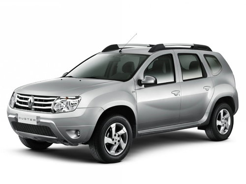 RENAULT DUSTER 2010-2015 4WD